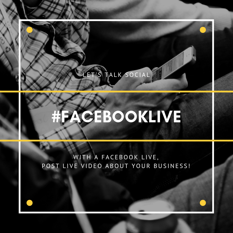 facebook live- Learn How