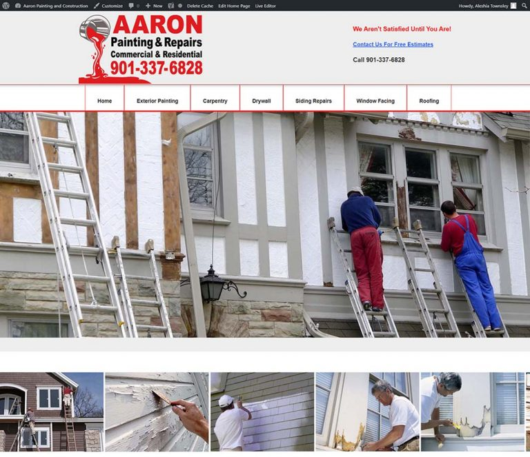 Aaron Painting and Construction - TN