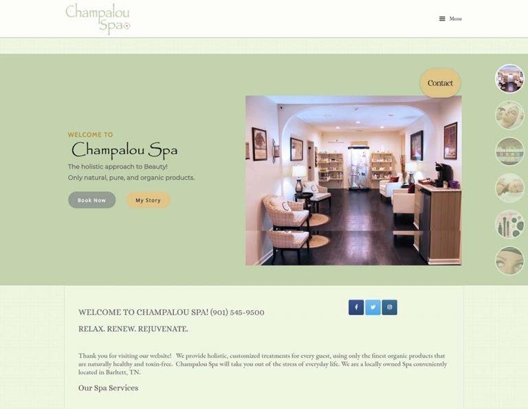 Champalou Spa - Bartlett-TN