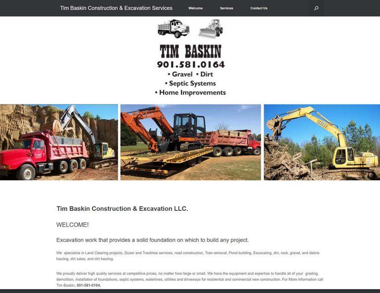 Tim Baskin Construction - Brighton-TN