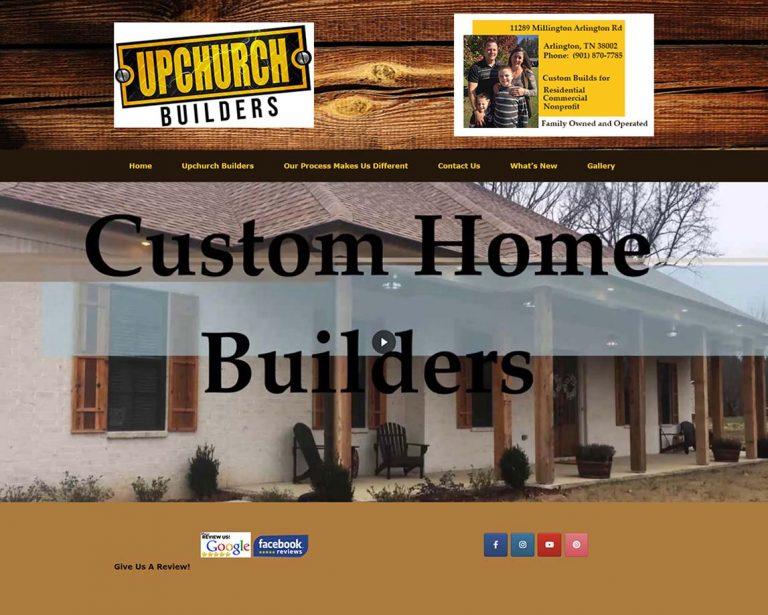 Upchurch Builders - Arlington-TN