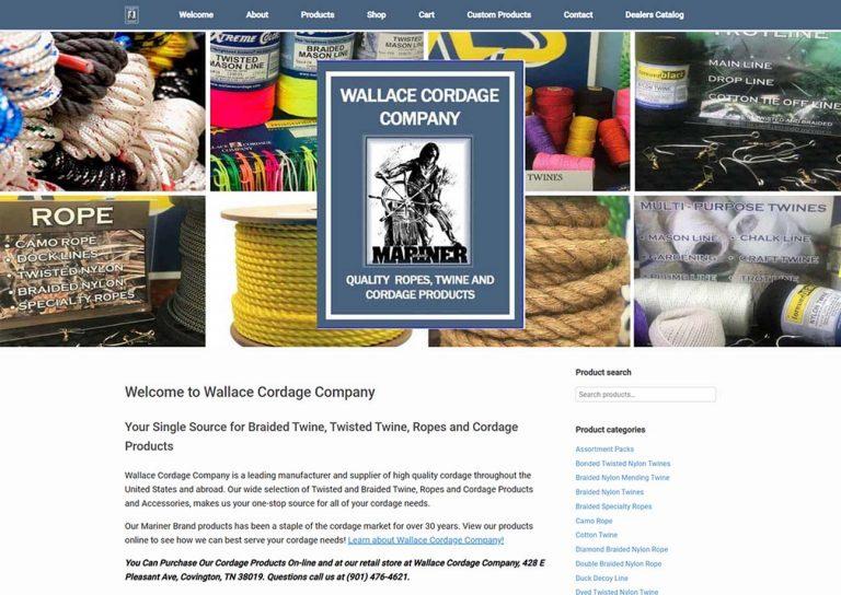 Wallace CordagecCompany - Covington-TN